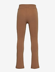 Kids Only - KONPAIGE FLARED PANT PNT NOOS - kleidung - toasted coconut - 1