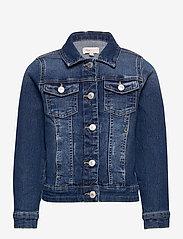 Kids Only - KONSARA MED BLUE DNM JACKET NOOS - jeansjacken - medium blue denim - 0