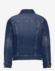Kids Only - KONSARA MED BLUE DNM JACKET NOOS - jeansjacken - medium blue denim - 1