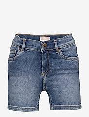 Kids Only - KONBLUSH DNM SHORTS 1303 NOOS - shorts - medium blue denim - 0