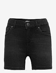 Kids Only - KONBLUSH DNM SHORTS 1099 - shorts - black denim - 0