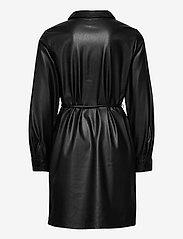 Kids Only - KONBIRDIE PU BELT DRESS PNT - black - 1