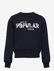 Kids Only - KONLILLIE L/S BOX SWT - sweatshirts - night sky - 0