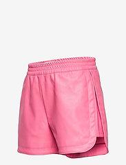 Kids Only - KONBELLA SPORTY PU SHORTS PNT - shorts - aurora pink - 2