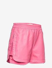 Kids Only - KONBELLA SPORTY PU SHORTS PNT - shorts - aurora pink - 3
