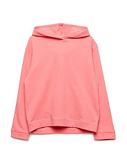 konSOUND L/S HOOD OK GIRLS  SWT - SUGAR CORAL