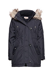 KONIRIS FUR PARKA CP OTW - NIGHT SKY