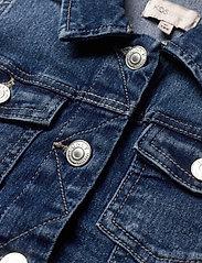 Kids Only - KONSARA MED BLUE DNM JACKET NOOS - jeansjacken - medium blue denim - 2