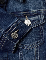 Kids Only - KONSARA MED BLUE DNM JACKET NOOS - jeansjacken - medium blue denim - 4