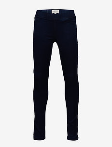 KONJUNE ROYAL DNM JEGGINGS 501 - jeans - dark blue denim