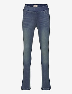 KONJUNE ROYAL DNM JEGGINGS 504 NOOS - jeans - medium blue denim