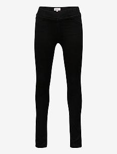 KONJUNE ROYAL DNM JEGGINGS 600 NOOS - leggings - black