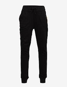 KONBEAT LIFE PANT NOOS - spodnie dresowe - black