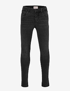 KONRACHEL BLACK DNM JEANS NOOS - jeans - black denim