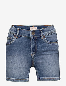 KONBLUSH DNM SHORTS 1303 NOOS - shorts - medium blue denim