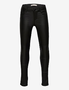 KONROYAL  SK  ROCK  COATED PNT PIM NOOS - jeans - black