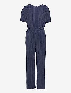 KONMEMA S/S JUMPSUIT JRS - jumpsuits - vintage indigo