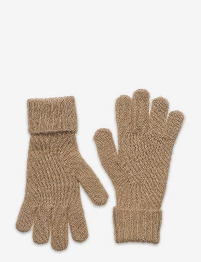KONSOFIA KNIT GLOVES - handschuhe - humus