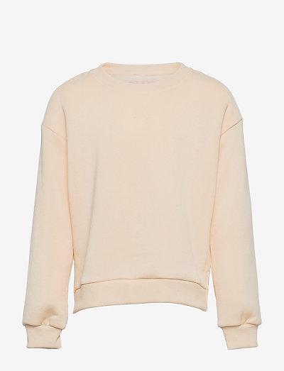 KONEVERY LIFE L/S O-NECK SWEATSHIRT PNT - sweatshirts - birch