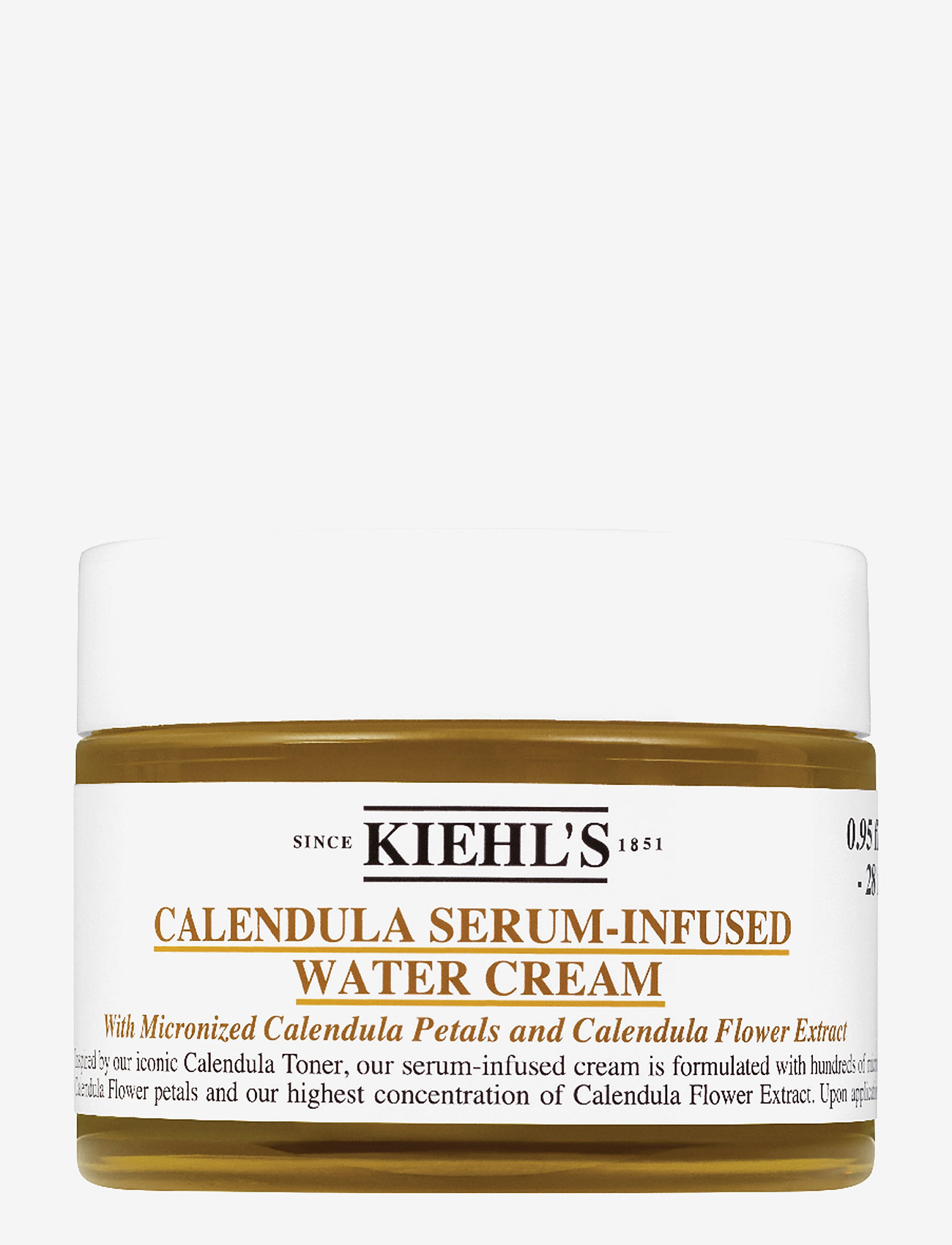 Kiehl's - Calendula Water Cream - dagcreme - no color - 0