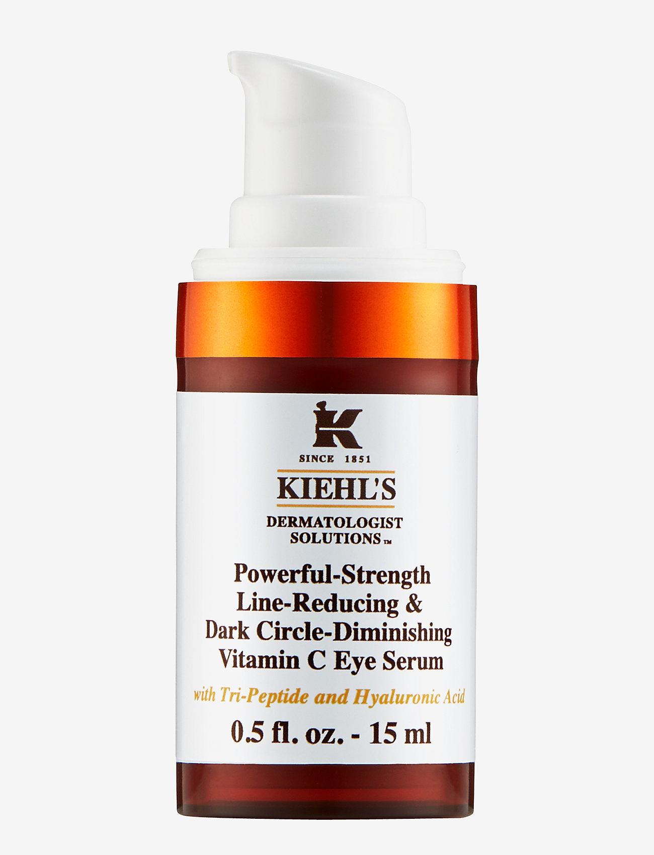 Kiehl's - Powerful-Strenght Line-Reducing & Dark Circle-Diminishing Vi - silmänympärysvoide - clear