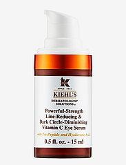 Kiehl's - Powerful-Strenght Line-Reducing & Dark Circle-Diminishing Vi - silmänympärysvoide - clear - 0