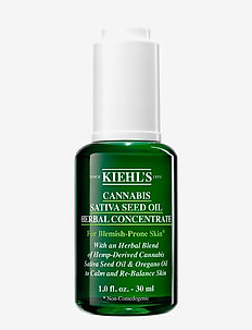 Kiehl's Cannabis Sativa Seed Oil Herbal Concentrate - CLEAR