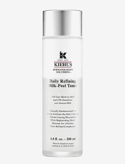Daily Refining Milk-Peel Toner - makeupfjerner - clear