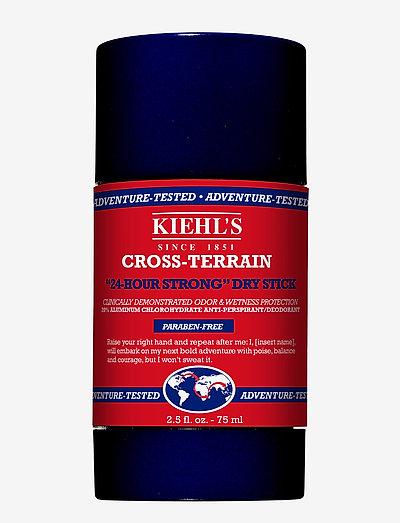 Cross Terrain Deodorant - personlig pleje - clear