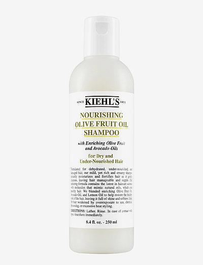 Olive Fruit Oil  Nourishing Shampoo 250 ml - shampo - clear