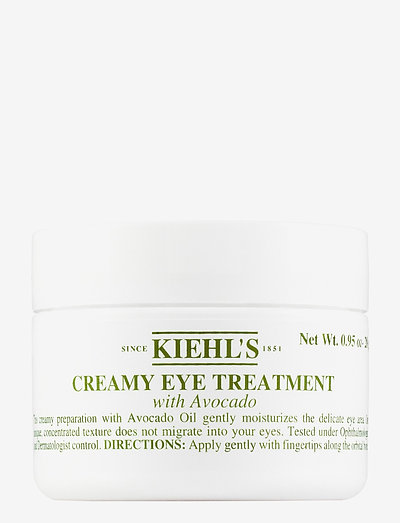 Avocado  Creamy Eye Treatment 28g - silmät - clear