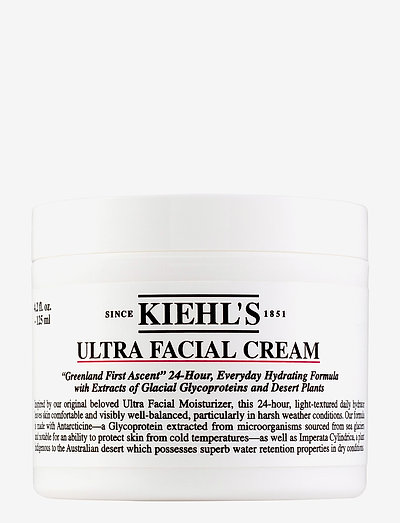 Ultra Facial Cream 125 ml Lunar New Year Limited Edition - päivävoiteet - clear