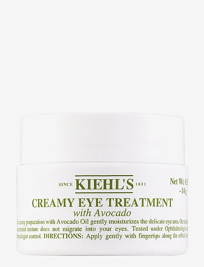 Avocado  Creamy Eye Treatment 14g - silmät - clear