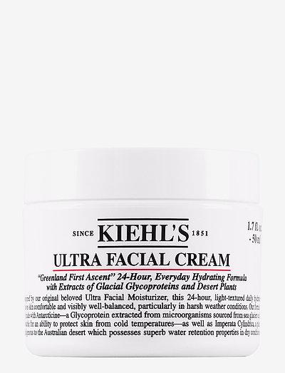 Kiehl´s Ultra Facial Cream 50ml - päivävoiteet - clear