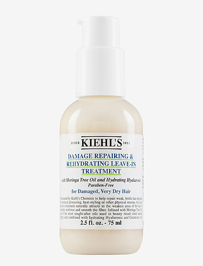 Damage Repairing & Rehydrating Leave-In Serum - hårinpackning - clear