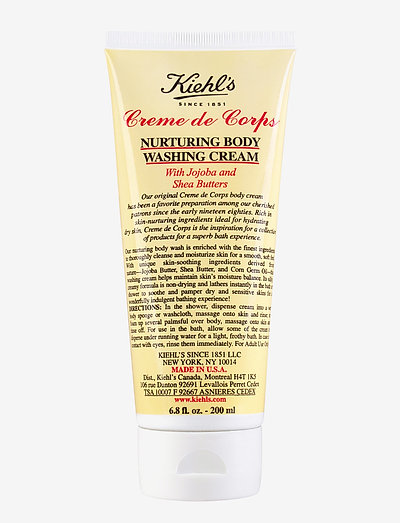 Creme de Corps Nurturing Body Washing Cream - bad & dusj - clear
