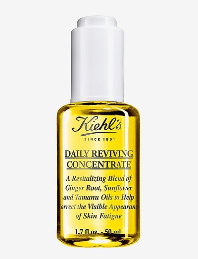 Daily Reviving Concentrate 50 ml - ansigtsolier - clear