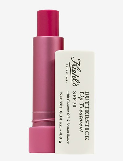 Butterstick Lip Treatment spf 25 Pop Of Peony - läppvård - pop of peony