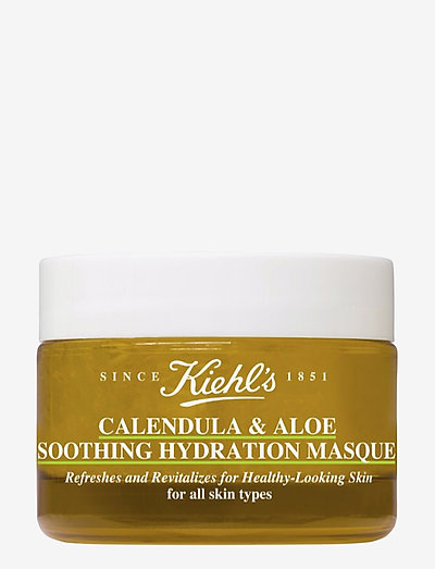 Calendula & Aloe  Soothing Hydration Masque 28 ml - ansiktsmask - clear