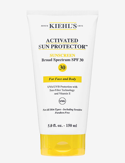 Activated Sun Protector Body SPF 30 - kropspleie - clear