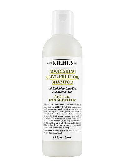 Nourishing Olive Fruit Oil Shampoo - CLEAR