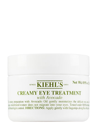 Creamy Eye Treatment with Avocado - CLEAR