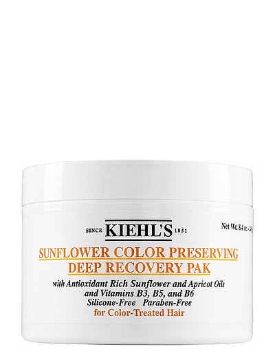 Sunflower Color Preserving Deep Recovery Pak - CLEAR