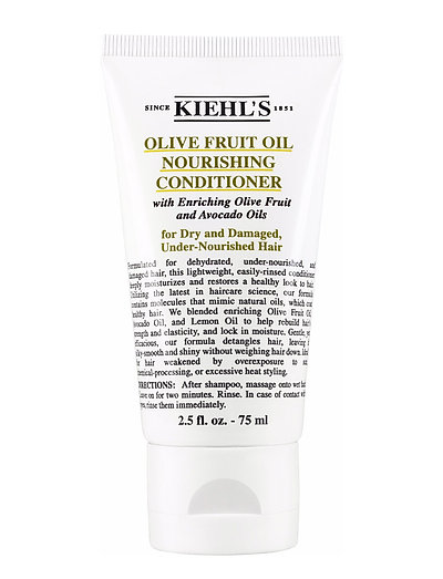 Nourishing Olive Fruit Oil Conditioner - CLEAR