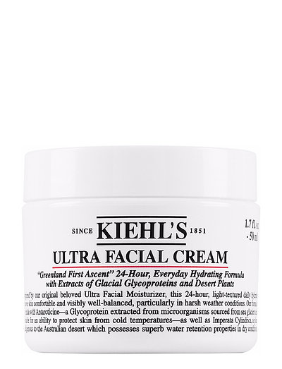 Ultra Facial Cream - CLEAR