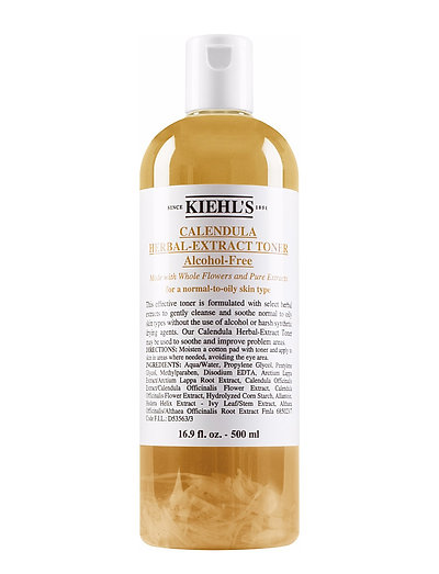Calendula Herbal Extract Toner Alcohol Free - CLEAR
