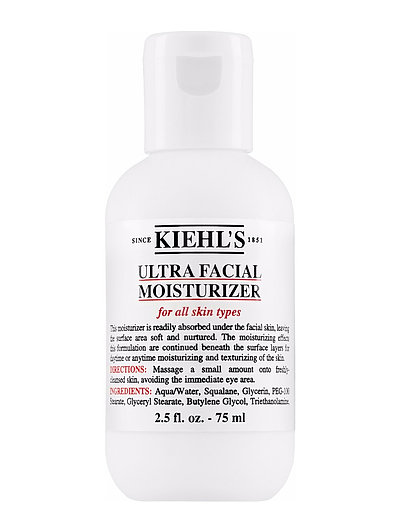 Ultra Facial Moisturizer - CLEAR