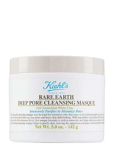 Rare Earth Deep Pore Cleansing Mask - CLEAR