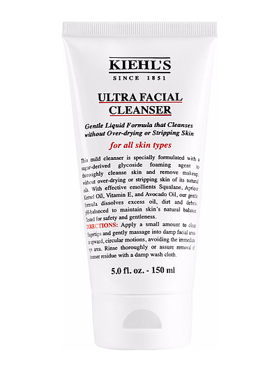 Ultra Facial Cleanser - CLEAR