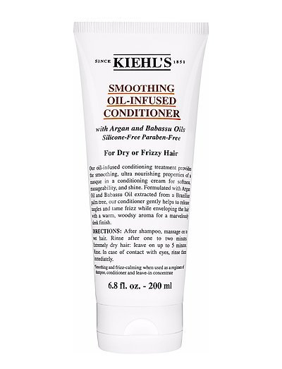 Smoothing Oil-Infused Conditioner - CLEAR
